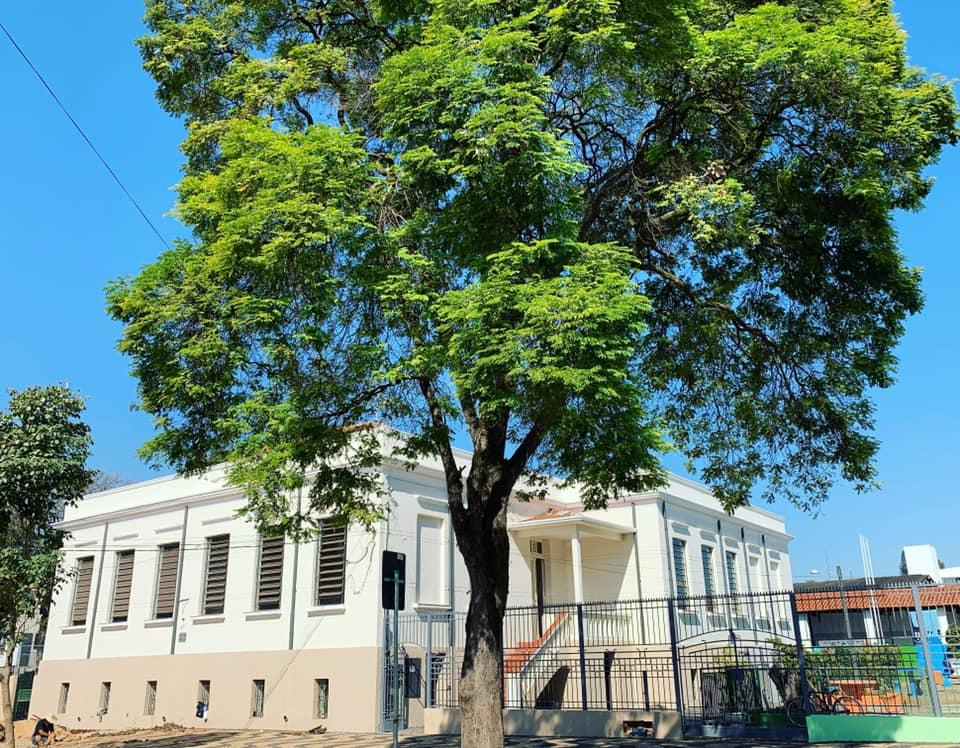 Restauração da Escola Levy em Cordeirópolis está em fase de conclusão