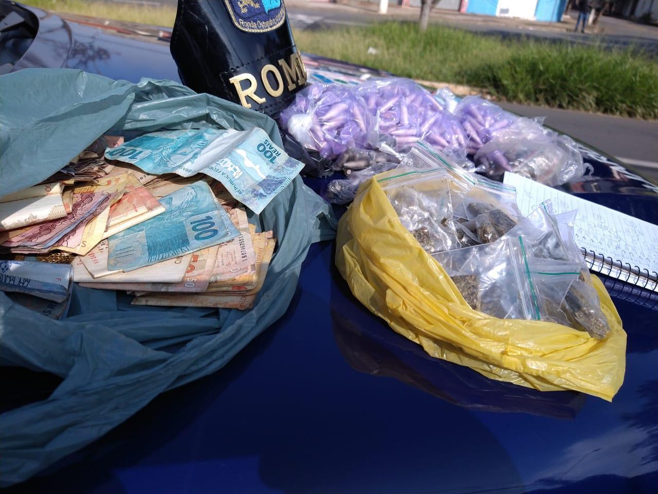 GCM de Limeira detém suspeito de ser gerente do tráfico de drogas