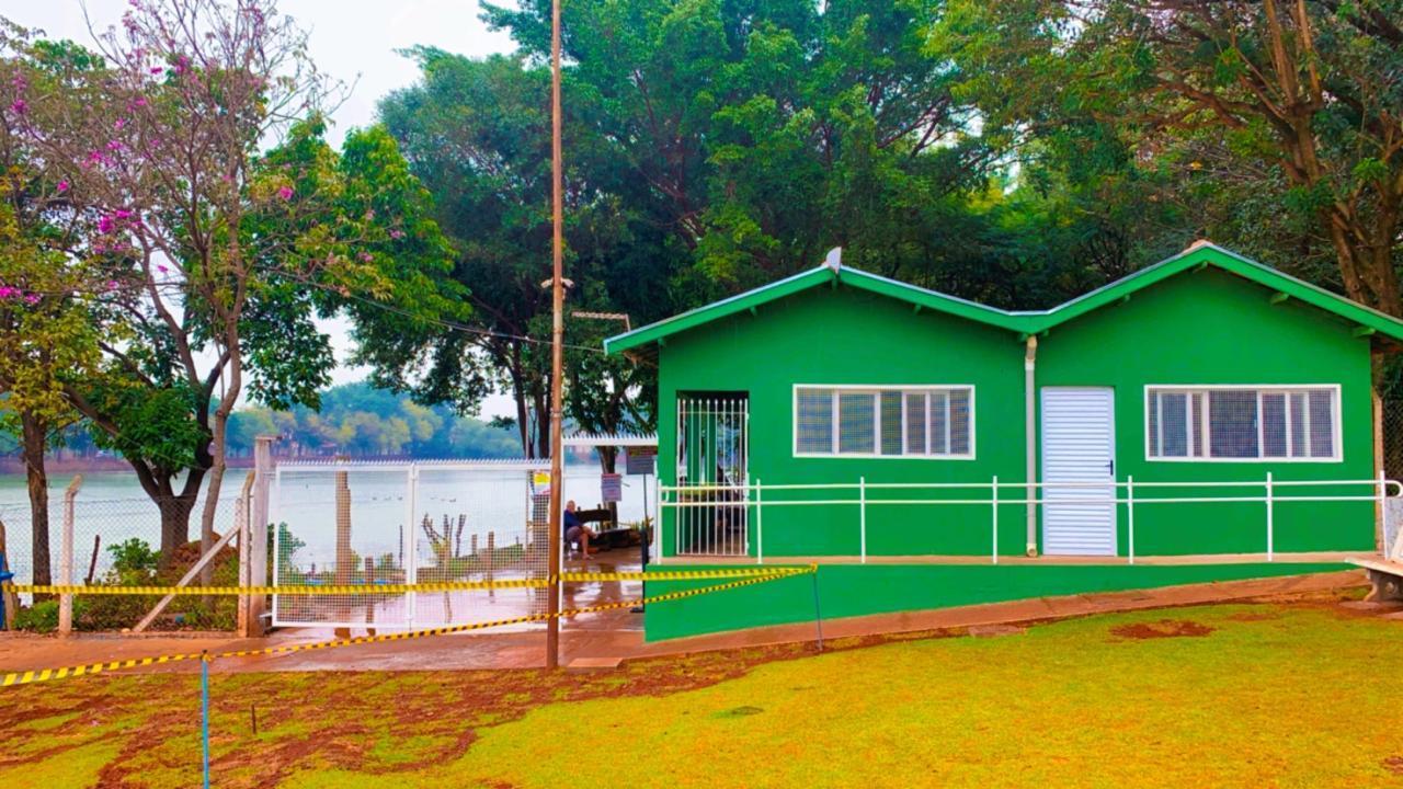 Reforma e ampliação do espaço comunitário do Lago União em Cordeirópolis