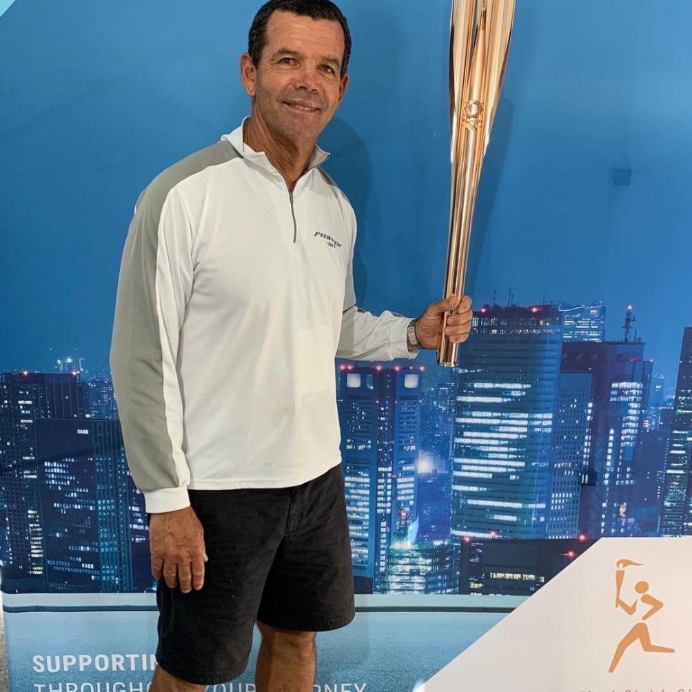 Às vésperas dos Jogos de Tóquio, Torben Grael promove expansão dos esportes náuticos em Goiás