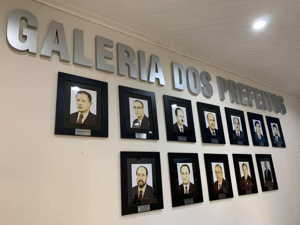 Galeria em homenagem aos prefeitos de Cordeirópolis é revitalizada