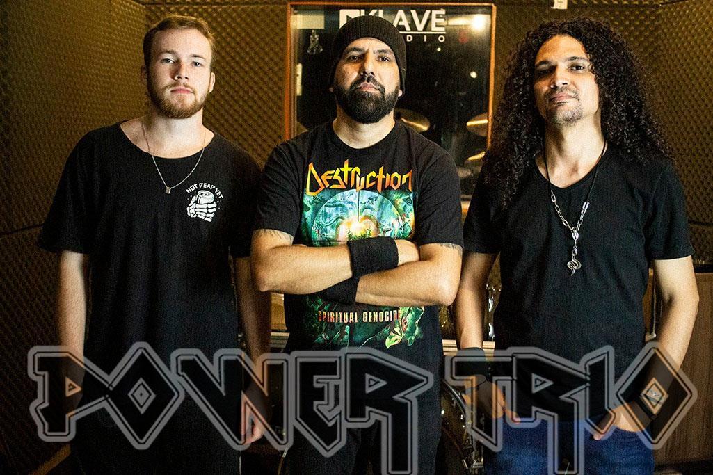 Power Trio apresenta live com clássicos do rock nesta sexta-feira