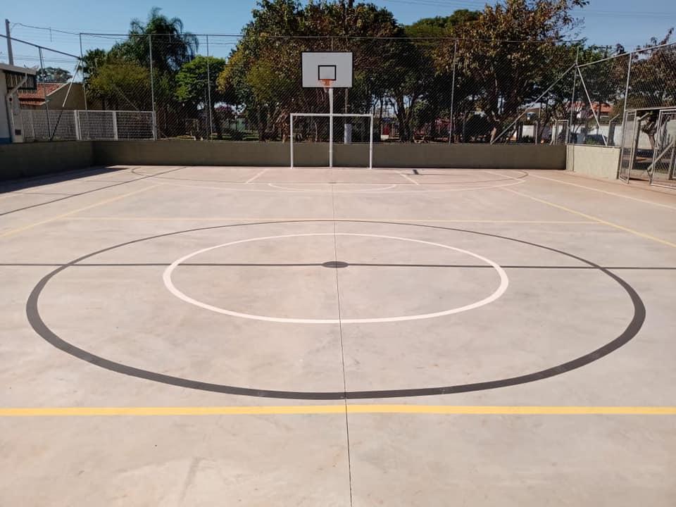 Centro Recreativo e Esportivo do Jardim Juventude em Cordeirópolis já está pronto