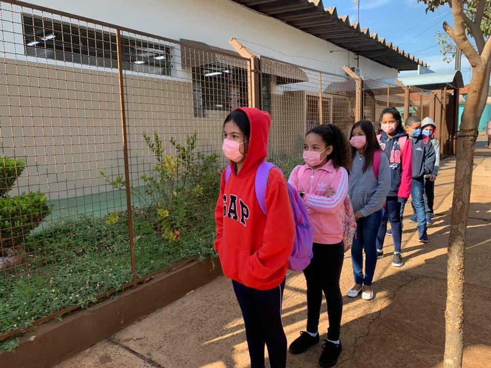 Volta às aulas da rede municipal de Cordeirópolis segue os protocolos sanitários