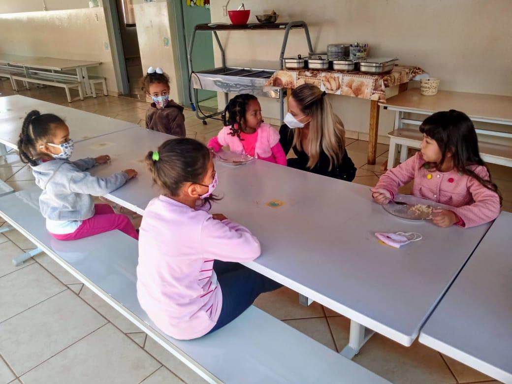 Educação infantil e creches também têm retorno presencial!