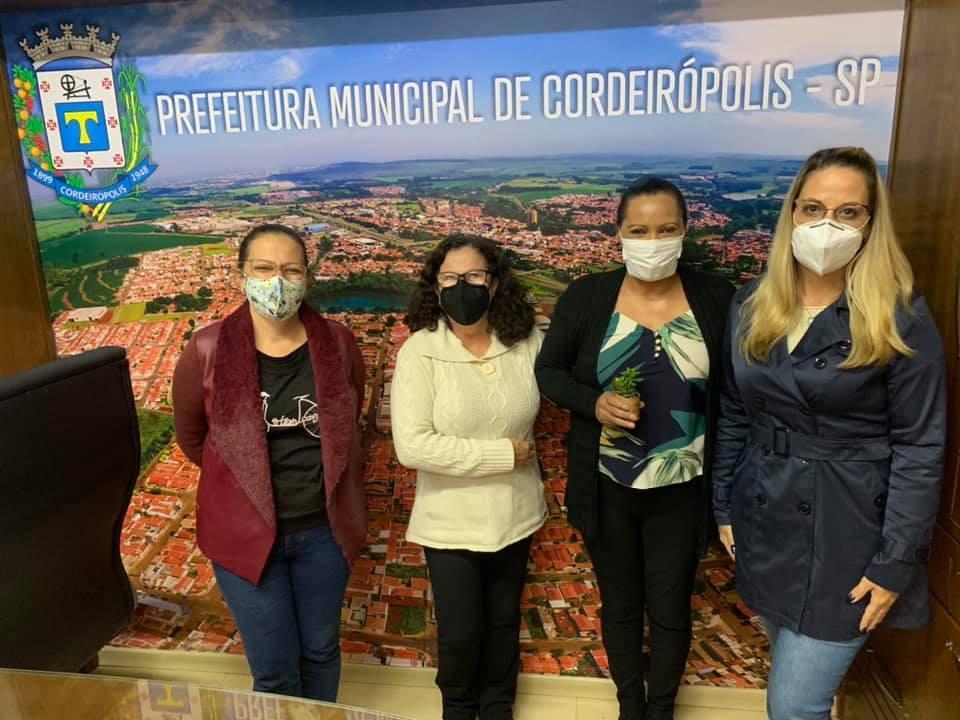 Semana da Mulher Negra é celebrada com homenagens na Prefeitura de Cordeirópolis
