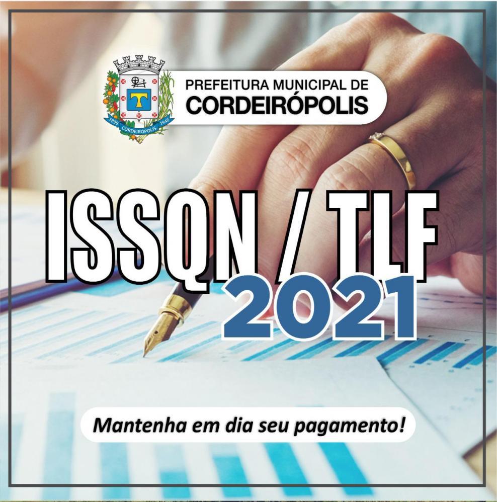 Secretaria de Finanças inicia entrega do carnê do ISSQN e TLF a partir de segunda-feira (02)