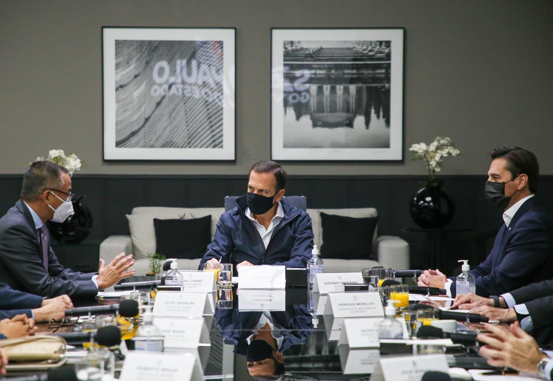 Doria e Presidente da Toyota do Brasil anunciam expansão de fábrica de Sorocaba com geração de 850 empregos