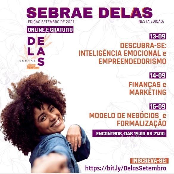 Com apoio da Prefeitura de Limeira, Sebrae lança programa de aceleração para mulheres