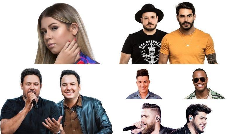 Sumaré Arena Music 2022 terá dez shows em cinco dias de festa