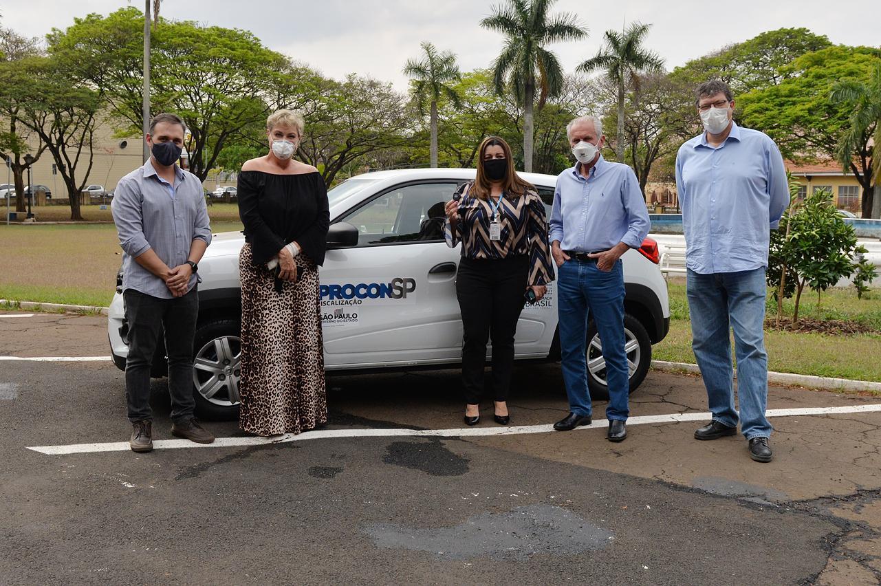 """Procon de Limeira ganha """"carro zero"""" para fortalecer defesa do consumidor"""