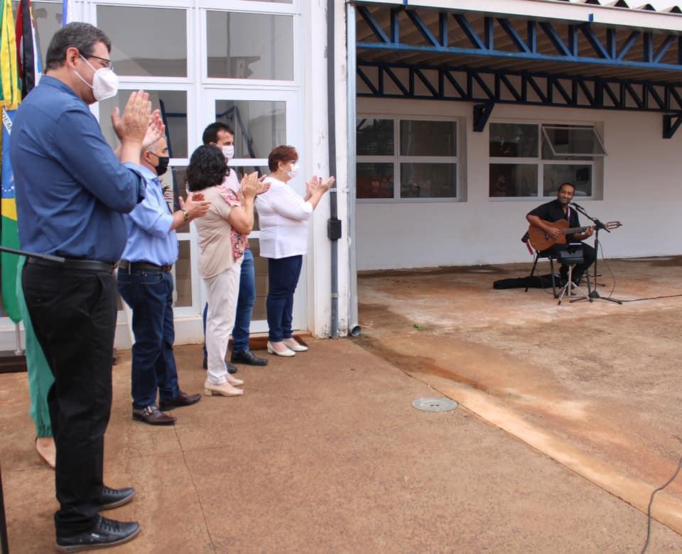 Solenidade e inaugurações marcam as comemorações dos 50 anos do SAAE Cordeirópolis