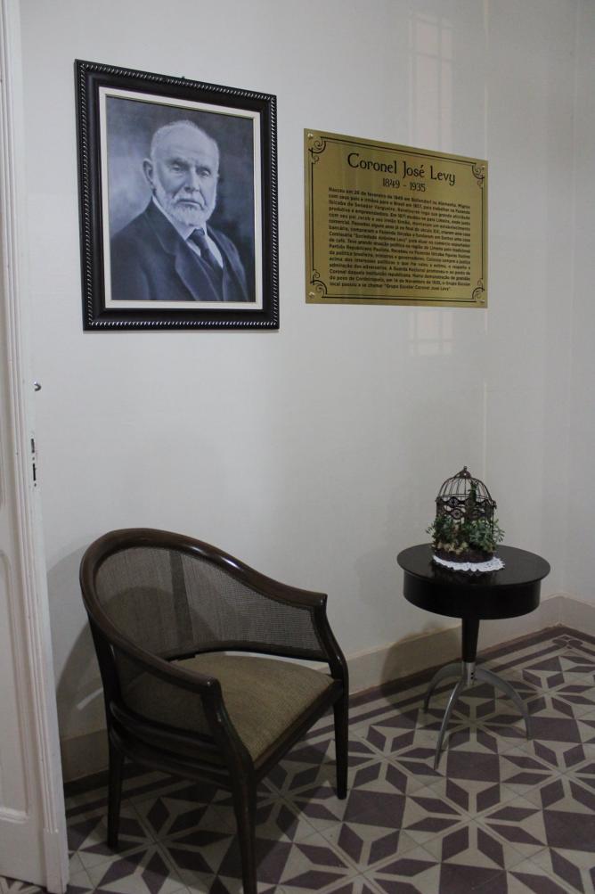 Com 108 anos, Escola Coronel José Levy em Cordeirópolis passa por restauração