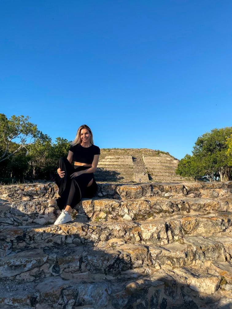 Morando no México há 1 ano, modelo Paloma Wojahn lista destinos imperdíveis no país