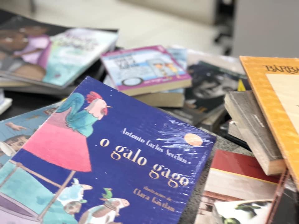 Acervo da Biblioteca Municipal de Cordeirópolis recebe doação de 100 novos livros