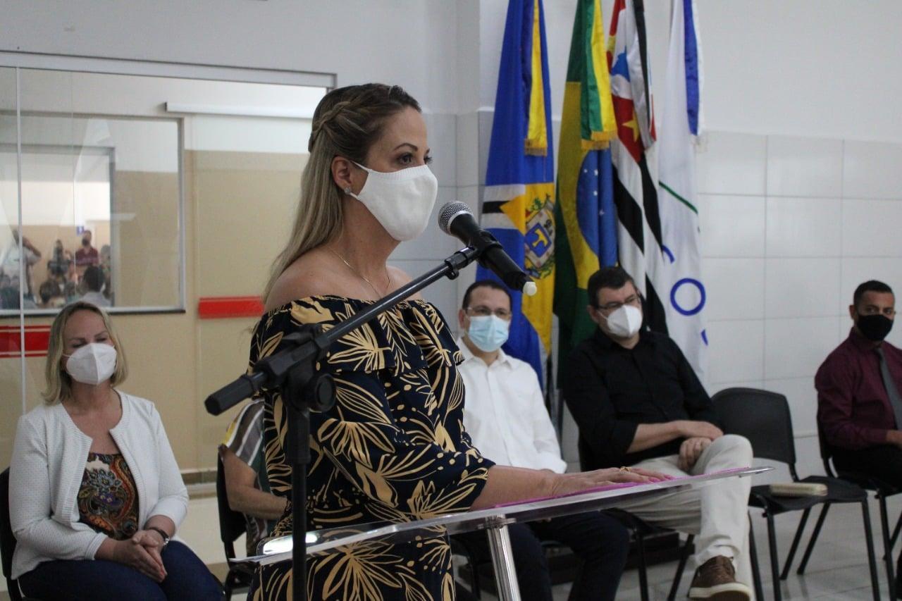 Escola Geraldo Rocha de Cordeirópolis ganha reforma completa e renovação da biblioteca
