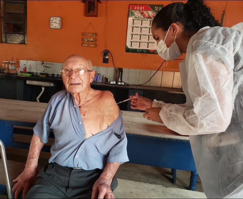 Cordeirópolis começou a vacinação da dose de reforço