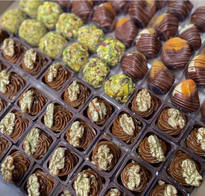 A importância do chocolate para as confeiteiras