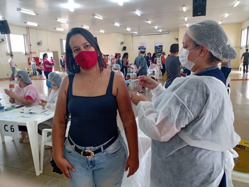 Mais de mil doses aplicadas no último mutirão realizado em Cordeirópolis