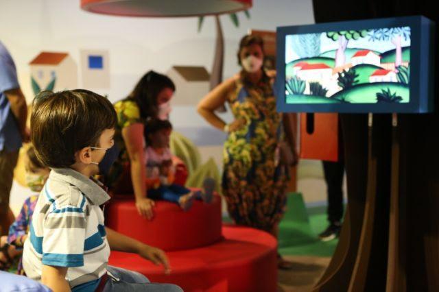 Parque D. Pedro Shopping tem programação especial para o Mês das Crianças