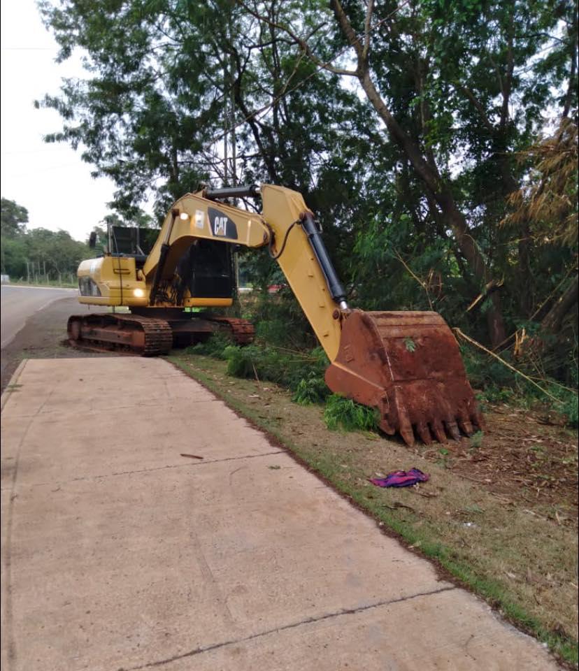 Prefeitura de Cordeirópolis realiza trabalho de prevenção de alagamentos