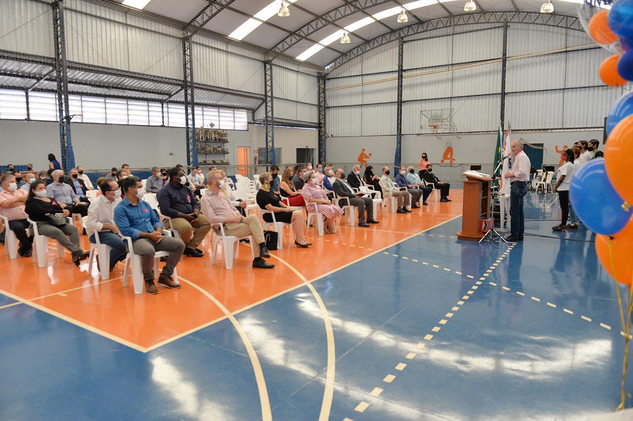 Prefeito e vice de Limeira participam dos 53 anos do Patrulheiro