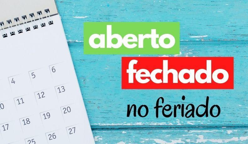 Confira o que abre e fecha no feriado da próxima terça-feira em Limeira