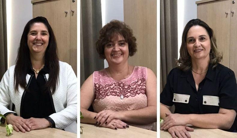 Mês dos Professores: Homenagens para as profissionais do CEI Leonor Marcicano e da Secretaria Municipal de Educação