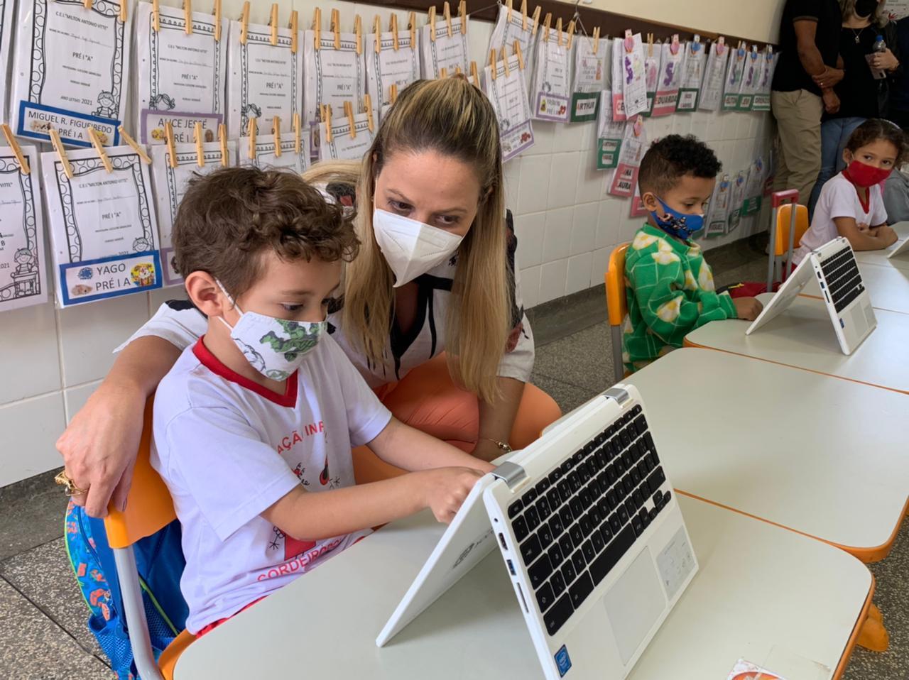 Educação de Cordeirópolis é referência no estado de São Paulo