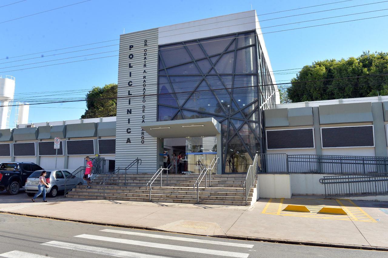 """""""Ambulatório Covid"""" começa a atender na Policlínica em Limeira"""